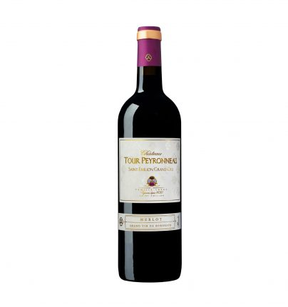 Vino Bordeaux Saint-Emilion Grand Cru