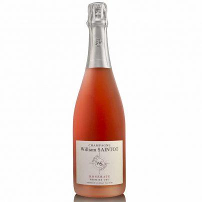Champagne William Saintot Rosé Premier Cru