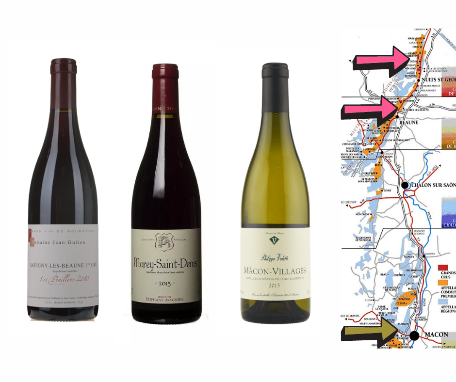 Club Eclectic Vinos Borgoña