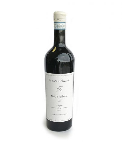 vino vini fabio gea notu l´albera
