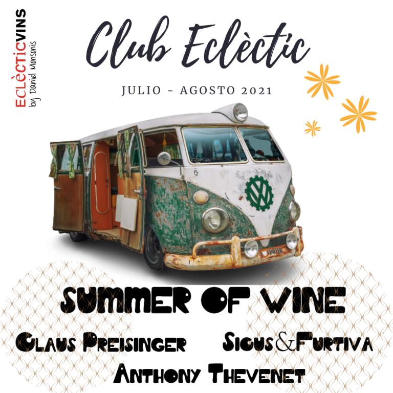 Club Eclèctic Sicus Furtiva Preisinger Thevenet