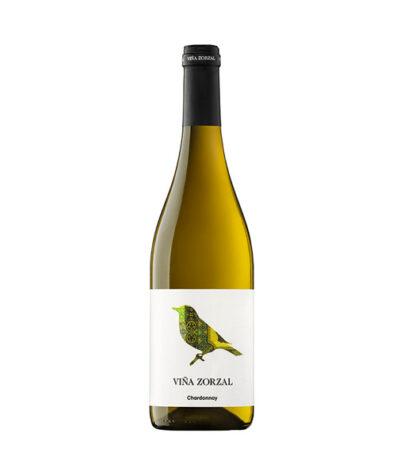 Vino blanco Zorzal Chardonnay